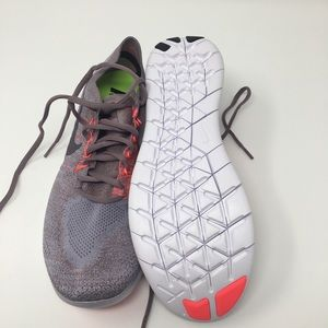 Nike Shoes - Women's Nike free RN flyknit 2017. Taupe grey